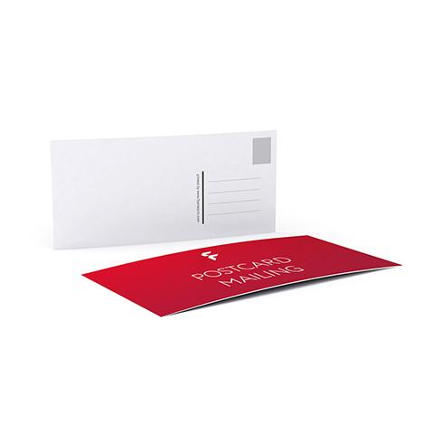 Postkartenmailing