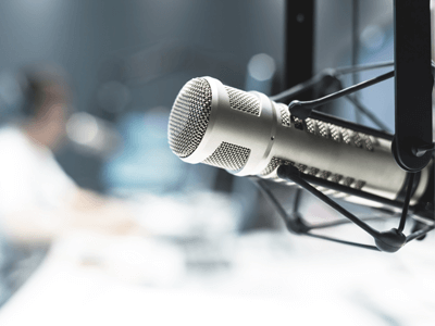 Telefonansagen & Radiowerbung