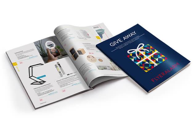 Give-away-Katalog