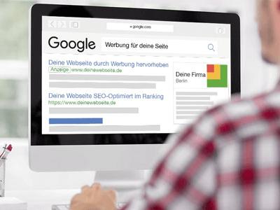 FLYERALARM Search Engine Marketing