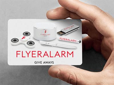 FLYERALARM Give Aways