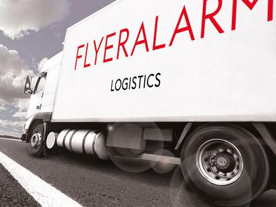 FLYERALARM Logistics